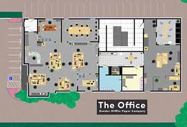 best floor plans check out the floor plans for tv s best offices the interrobang