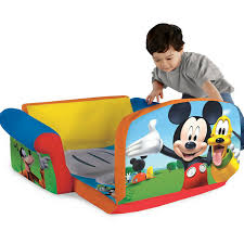 Mickey Mouse Fold Out Sofa Disney Mickey Mouse Sofa Just 34 97 Down From 50 Plus Free