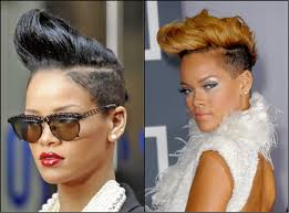 black women fade haircuts to look edgy and hairstyles 2017