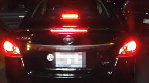 nissan altima coupe with spoiler 13 nissan altima spoiler install youtube