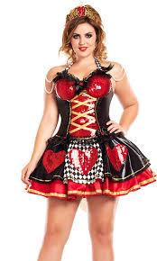 Queen Hearts Size Halloween Costume Halloween Costumes Women U0027s Costumes Forplay Catalog
