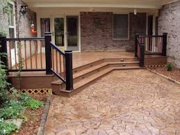 How Much Should A Patio Cost Brick House Plans With Front Decks Imagery Above Is Part Of How