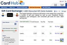 5 great websites to sell buy gift cards