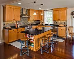Stone Kitchen Backsplash Pictures Kitchen Extraordinary Small Kitchen Decoration Using Light Beige
