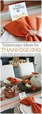 thanksgiving name tags printables thanksgiving tablescape and free printable thanksgiving place
