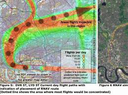 Flight Path Map Barkingside U0027s Notice Board 3 Nov 2014 Meeting London City