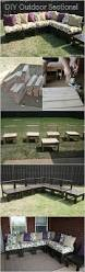 Pallet Furniture Patio by 25 Best Diy Outdoor Furniture Ideas On Pinterest Outdoor