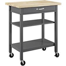 mainstays kitchen island cart kitchen ideas microwave cart with drawer and doors beautiful