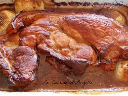 cuisiner rouelle de porc rouelle de porc braisée au vinaigre de cidre la cuisine d angelle