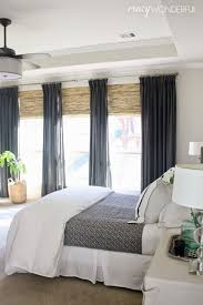 bedroom bedroom window curtains 11 bedroom bay window treatments