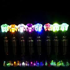 led earrings 2017 led electronic light led flash earrings flash stud earrings