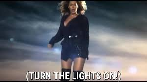 Turn Out The Lights Song Sweet Dreams Lyrics Beyoncé Song In Images