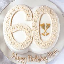 number birthday cake 60th 80th 50th birthday edinburgh glasgow