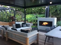 Outdoor Fireplace Deck Outdoor Fireplaces U0026 Pizza Ovens Trendz Outdoors Free Delivery