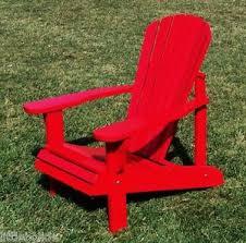 chaise adirondack chaise adirondack en cèdre ref ad9901tr ebay