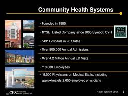 nissan finance wells fargo community health systems cyh presents at 2017 wells fargo