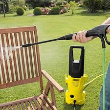 Cleaning Outdoor Furniture by Cleaning Garden Furniture Kärcher Uk