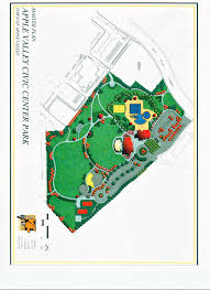 master plan of park u0026 recreation services 2004 apple valley ca