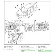 nissan armada air suspension relay 4 wheel steer problems on the m37s nissan forum nissan forums