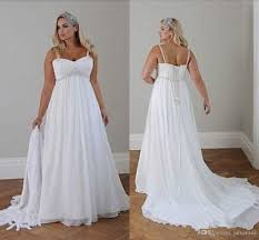 boho wedding dress plus size plus size casual lace up wedding dresses 2017 spaghetti