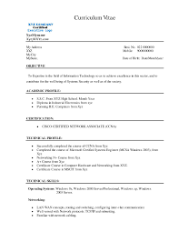 objective in resume for freshers objective in a resume for fresher free resume example and ccna resume format for freshers free download vosvete net