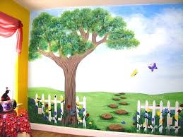 Garden Mural Ideas Garden Murals Flowers Photo Wallpaper Personalized
