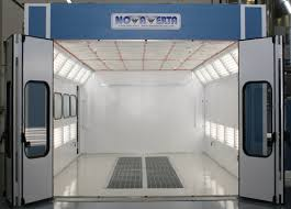 spray paint booth paint booths for solvent and waterborne paint systems