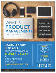 product management at intuit info session april 4th