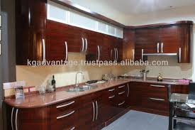 Wood Veneer For Kitchen Cabinets by Modern High Gloss Lacquer Wood Veneer Kitchen Cabinet Buy Modern
