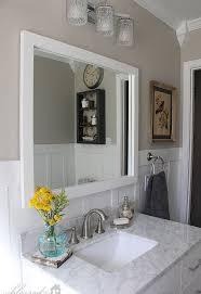 cottage style bathroom ideas cottage style bathroom makeover hometalk
