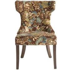 Pier 1 Dining Chair Hourglass Dining Chair Peacock Floral Pier1 Com Shopping