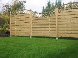 ringhiera in legno per giardino pannelli recinzioni recinzioni tipologie di pannelli per