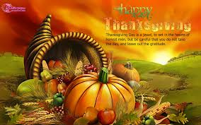 thanksgiving day quotes 2017