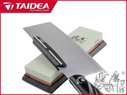whetstone for kitchen knives aliexpress buy taidea edc travel knife sharpening angle