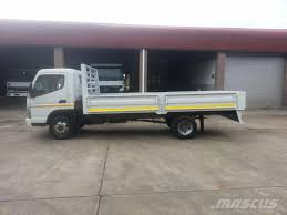 mitsubishi fuso used mitsubishi fuso fe7 136 flatbed dropside year 2015 for