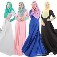 2017 2017 abaya turkish women clothing muslim lace sleeve dress