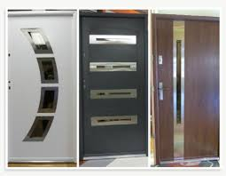 contemporary exterior doors for home modern and contemporary metal
