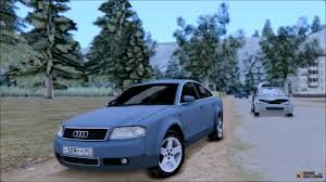 audi a6 modified audi for gta san andreas
