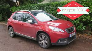 peugeot 2008 used cars uk peugeot 2008 car review 2015 the style box youtube