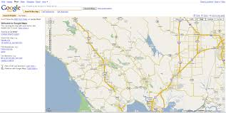 Google Map San Francisco by Search Engine Easter Eggs The Top Ten