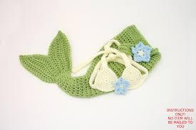 crochet baby mermaid pattern mermaid costume