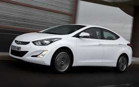 hyundai elantra white hyundai elantra 2014 wallpapers and hd images car pixel