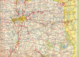 Van Texas Map Texasfreeway U003e Statewide U003e Historic Information U003e Old Road Maps