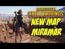 pubg miramar pubg new map miramar gameplay test server playerunknown s