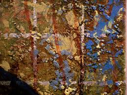 Make Textured Paint - how do you make an abstract painting anyway art au gratin