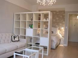 wohn schlafzimmer einrichtungsideen die besten 25 einzimmerwohnung ideen auf
