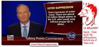 Bill O Reilly Memes - bill o reilly is scare mongering over millions of imaginary