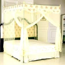 Canopy Drapes Bedroom Canopy Curtains King Size Bed Canopy Curtains Canopy Bed