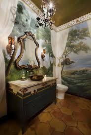 bathroom wall mural ideas mediterranean bathroom wall murals ideas bathroom