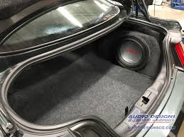 ford mustang audio system jacksonville client upgrades ford mustang audio system